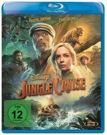 Jungle Cruise (Blu-ray), Blu-ray Disc