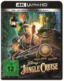 Jungle Cruise (Ultra HD Blu-ray & Blu-ray), 1 Ultra HD Blu-ray und 1 Blu-ray Disc