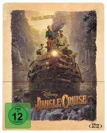 Jungle Cruise (Blu-ray im Steelbook), Blu-ray Disc