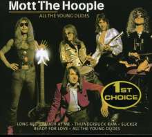 Mott The Hoople: All The Young Dudes, CD