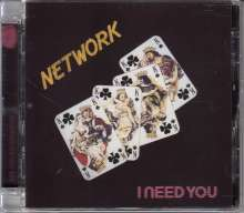 Network: I Need You (Limited Edition), CD