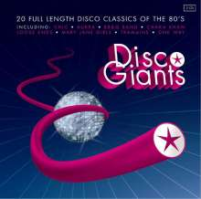 Disco Giants, 2 CDs