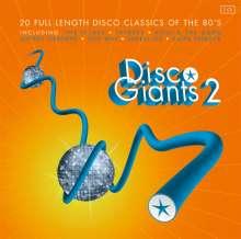 Disco Giants Vol. 2, 2 CDs