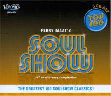 Ferry Maat's Soulshow Top 100, 5 CDs