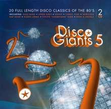Disco Giants Vol.5, 2 CDs