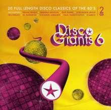 Disco Giants Vol.6, 2 CDs