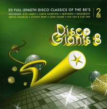 Disco Giants 8, 2 CDs