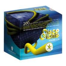 Disco Giants: Vol.1 - 10, 20 CDs
