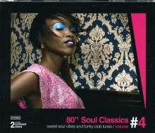 80' s Soul Classics Vol.4, 2 CDs