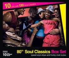 80's Soul Classics Vol.1 To 5 (Box-Set), 10 CDs