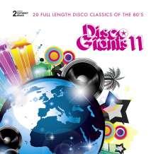Disco Giants Vol. 11, 2 CDs