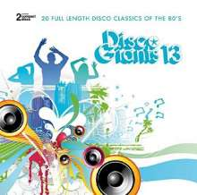 Disco Giants 13, 2 CDs
