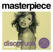 Masterpiece: The Ultimate Disco Funk Collection Vol.25, CD
