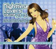 Nighttime Lovers Volume 21 - 30, 10 CDs