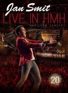 Jan Smit: Live In HMH: Jubileum Concert, DVD
