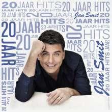 Jan Smit: 20 Jaar Hits, 2 CDs