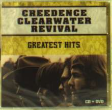 Creedence Clearwater Revival: Greatest Hits Live, 2 CDs