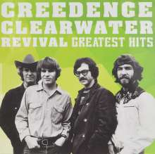 Creedence Clearwater Revival: Greatest Hits Live, CD