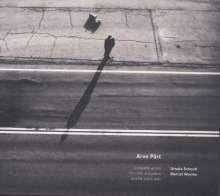 Arvo Pärt (geb. 1935): Sämtliche Werke für Violine und Klavier & Klavier solo, CD