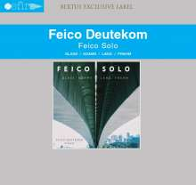 Feico Deutekom - Feico Solo, CD