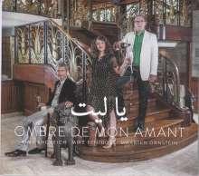 Rima Khcheich - Ombre De Mon Amant, CD