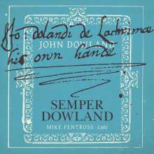 Mike Fentross - Semper Dowland, CD