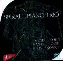 Spirale Piano Trio, SACD