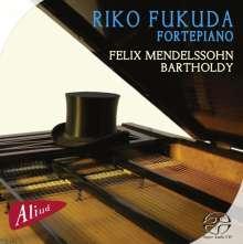 Felix Mendelssohn Bartholdy (1809-1847): Klavierwerke, SACD