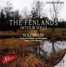 """Arthur Wills (geb. 1926): Symphonische Suite """"The Fenlands"""", SACD"""