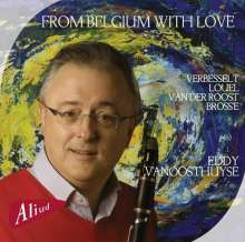 Eddy Vanoosthuyse - From Belgium with Love, CD