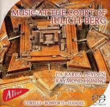 Music At The Court of Jülich-Berg, SACD