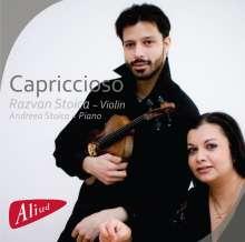 Duo Stoica - Capriccioso, CD