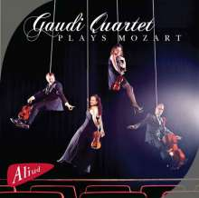 Streichquartette Nr.3 & 4, CD