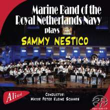 Marine Band of the Royal Netherlands Navy: Plays Sammy Nestico, SACD