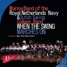 Marine Band of the Royal Netherlands Navy: When The Swing Marches On, SACD