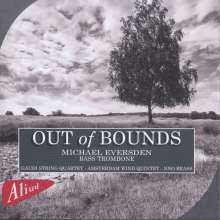 Michael Eversden - Out of Bounds, CD