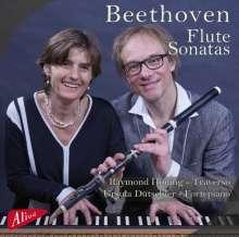 Ludwig van Beethoven (1770-1827): Sonaten für Flöte & Hammerklavier, CD