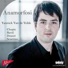 Yannick van de Velde - Anamorfosi, CD