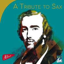 A Tribute to Sax, 2 CDs