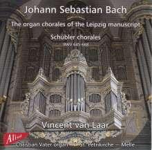 """Johann Sebastian Bach (1685-1750): Choräle BWV 645-668 (""""Schübler"""" & """"Leipziger""""), 2 CDs"""