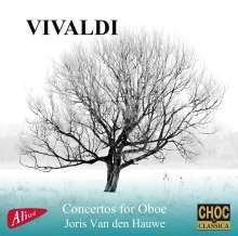 Antonio Vivaldi (1678-1741): Oboenkonzerte RV 447,454,457,461,535,545, CD