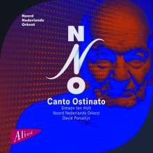 Simeon ten Holt (1923-2012): Canto Ostinato (Orchesterfassung von Anthony Fiumara), 2 CDs und 1 Blu-ray Audio
