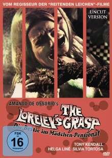 The Loreley's Grasp, DVD