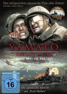 Yamato - The Last Battle, 2 DVDs