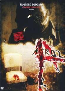 Atroz (Mediabook), DVD
