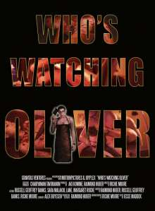 Who's Watching Oliver (Blu-ray & DVD im Mediabook), 1 Blu-ray Disc und 1 DVD