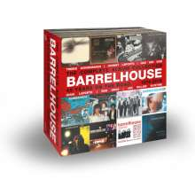 Barrelhouse: 45 Years On The Road, 12 CDs