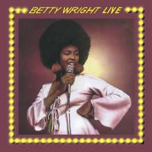 Betty Wright: Betty Wright Live (180g) (Limited Numbered Edition) (Translucent Yellow Vinyl), LP