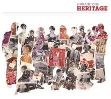 2000 & One: Heritage, CD