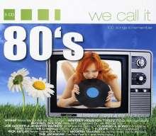 We Call It 80's, 5 CDs